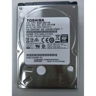 Toshiba 1TB 5400轉 8MB 2.5吋 硬碟機 (裸碟) 型號:MQ01ABD100