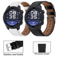 Coros Pace 2 strap leather wristband Coros apex pro/Coros Apex 42mm/Coros apex 46mm Smart watch band Sport belt bracelet
