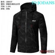 JD FILA 斐樂 教練外套 MA1 韓版 防風外套 飛行外套 棒球外套 超百搭 款 機車外套 夾克