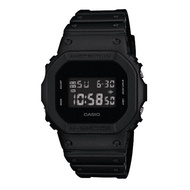 Casio G-Shock DW-5600BB-1DR Digital Quartz Black Resin Mens Watch