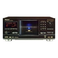 Pioneer 先鋒牌 DV-F727 300片裝DVD 卡拉OK伴唱機