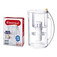 ★SALE★Mitsubishi Rayon CLEANSUI Pot series Cleansui CP025-WT 1.3L!! Direct from Japan!!