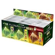 ☆KeiShou Shop☆預購~日本 伊藤園 立體綜合茶包60包(綠茶/玄米茶/焙茶)