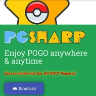 ✹♂PGSharp License Key Pokemon go fly, spoof and terbang no root log in with Facebook excellent throw cheat