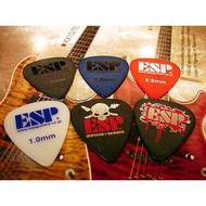 ☆唐尼樂器︵☆超酷 ESP 電吉他 Bass 用彈片PICK (Fender/ Gibson/ PRS 等適用)