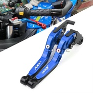 For YAMAHA XMAX250  XMAX125 XMAX400 XMAX300 X-MAX XMAX 125 250 300 400 2017 2018 2019 2020 Scooter Accessories Folding Extendable Brake Levers