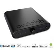 志達電子 M-DAC mini 英國 Audiolab 可攜帶型DAC耳擴 ESS 9018 K2M 晶片 公司貨保固一年