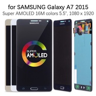 "Super AMOLED 5.5""手機螢幕總成適用於三星SAMSUNG Galaxy A7 2015 A700"