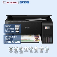 [Singapore Warranty] Epson EcoTank L3250 L 3250 Replacement of L3150 L 3150 All-in-One Ink Tank Inkjet Colour Printer Color Printer Inkjet Printer Inktank Printer