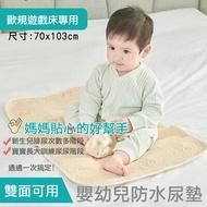 【i-Smart】嬰幼兒防水尿墊 70x103cm (遊戲床專用)