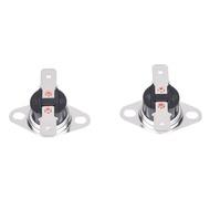 150C NC Temperature Switch Ceramic Thermostat KSD301 2 Pcs