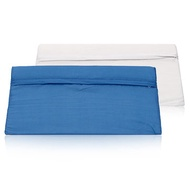 Memory Foam Orthopedic Acid Reflux Bed Wedge Pillow Back Leg Elevation Cushion Support Cover Pad