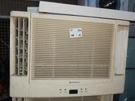 二手中古日立0.8噸雙吹窗型冷氣,型號RA-20DB,保固3個月,請加line帳號chin0290問大戶藥師