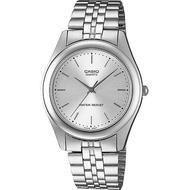 Casio นาฬิกาข้อมือผู้ชาย สายสแตนเลส รุ่น MTP-1129 ของแท้ประกันศูนย์