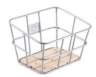 全新 公司貨 捷安特 GIANT 鋁合金前置物籃 鋁製松木底