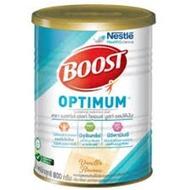 Boost Optimum ( Nestle) บูสท์ ออปติมัม อาหารสำหรับผู้สูงอายุ ขนาด 800 กรัม