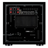 YAMAHA NS-SW300 主動式重低音喇叭 (鋼琴烤漆黑)