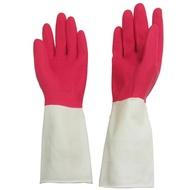 【康乃馨】高級雙色家用手套-12雙入