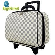 BB-Shop Luggage Wheal กระเป๋าเดินทางล้อลาก 14 นิ้ว Code F17754 Luxury Louise Classic Luxury Louise Classic