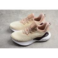 【Huiti】ADIDAS ALPHABOUNCE BEYOND粉 紫尾 休閒運動慢跑鞋 DB0206 女鞋