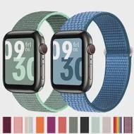 สำหรับ Apple Watch Band 44มม.IWatch ขนาด42มม.38มม.40มม.Loop เข็มขัดสร้อยข้อมือ correa Apple นาฬิกา Series6 Se 5 4 3 2