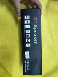 BT Speaker藍芽喇叭 全新 盒子完好請移至蝦皮賣場 價格更優惠 因為省下運費
