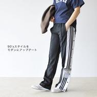 Adidas Adibreak Track Pants 深藍 粉 寬褲 復古 DH3155 DN3163 IMPACT