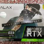 Galax RTX3060Ti EX