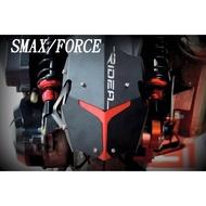 LFM-Ridea高品質鋁合金雙色後土除~適用: SMAX SMAX155 FORCE FORCE155