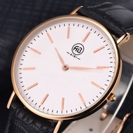 ⚡️สินค้าล้างสต็อก⚡️นาฬิกาแฟชั่นAIBI Leather Band Watch Analog Quartz Watch 3ATM Waterproof Dress Watch