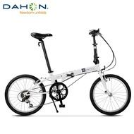 Dahon D6 Classic 20-inch Folding Bike Adult Men s and Women Variable Speed Folding KBC0611