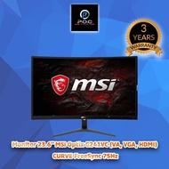 Monitor 23.6 MSI Optix G241VC (VA VGA HDMI) CURVE FreeSync 75Hz