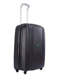 Lojel Streamline Polypropylene Medium Upright Spinner Luggage, Black, One Size