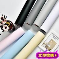 墻紙自粘臥室溫馨現代簡約pvc防水壁紙10米60cm寬 下殺優惠