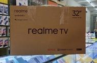 BRAND NEW ORIGINAL REALME 80CM 32 INCHES FULL HD SMART ANDROID TELEVISION TV 32
