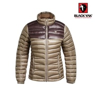 【BLACK YAK】女款基本款輕量羽絨外套│BY152WJ40584(淺卡其)