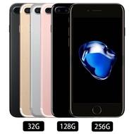 Apple iPhone7 plus 256G 128G 32G送鋼化膜 5.5吋 4G上網1200萬照相 福利品附發票