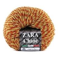 *Momo*義大利 蝴蝶牌 琴妮毛線 花色段染 ZARA CHINE' 100% 美麗諾羊毛 編織 帽子‧圍巾‧毛衣