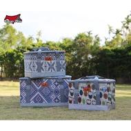 Camp Plus 秒收折疊收納箱 露營裝備袋 儲物箱 工具箱 戶外露營 居家收納 整理箱 一秒收折