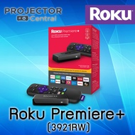 Roku Premiere+ (3921RW) Digital Media Streamer 4K HDTV with Voice Remote (Compare to Google Chromecast Ultra & Amazon Fire TV Stick 4K)