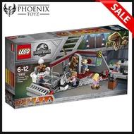 LEGO 75932 Velociraptor Chase Jurassic World Jurassic Park