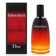 Dior 迪奧 FAHRENHEIT 華氏溫度男性淡香水 100ml (法國進口)
