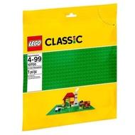 LEGO 樂高 10700 經典classic 32*32 綠色底板