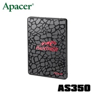 Apacer 宇瞻 AS350 PANTHER 黑豹 120G SSD 固態硬碟 2.5吋 SATA3 3D TLC