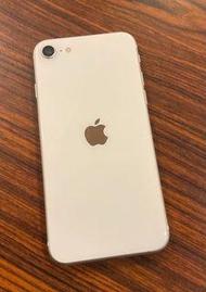 [自售非店家]iPhone se2 128G 白色 二手