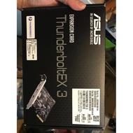 全新公司貨 Asus ThunderboltEX 3 Thunderbolt 3.0 擴充卡 超快傳輸 台北面交