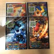 勇者鬥惡龍喚魔勇者三星卡片
