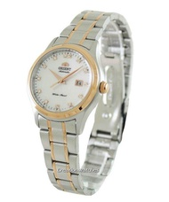 Orient Automatic NR1Q001W0 NR1Q001W Womens Stainless Steel Strap Watch