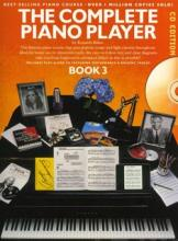 The Complete Piano Player Book 3 - CD Edition
