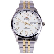 SAB0B005WB AB0B005W Orient Automatic Day Date Analog Watch